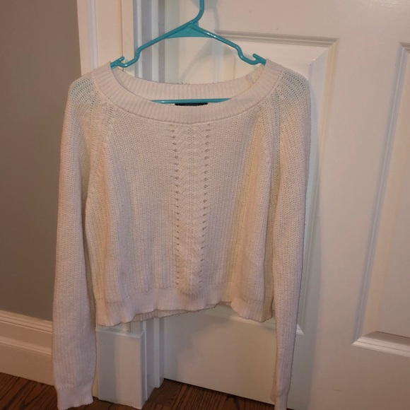 Forever 21 Sweaters - white sweater